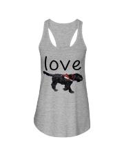 Love Ladies Flowy Tank thumbnail
