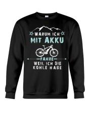 Bicycle  Crewneck Sweatshirt thumbnail