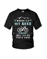Bicycle  Youth T-Shirt thumbnail
