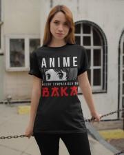 Anime Classic T-Shirt apparel-classic-tshirt-lifestyle-19