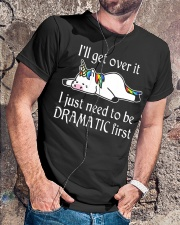 Dramatic-2 Classic T-Shirt lifestyle-mens-crewneck-front-4