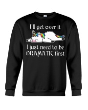 Dramatic-2 Crewneck Sweatshirt thumbnail