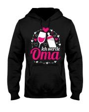 Oma Hooded Sweatshirt front