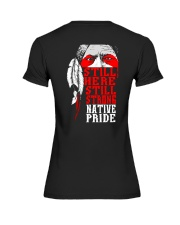 Still Here Still Strong Native Pride Premium Fit Ladies Tee tile