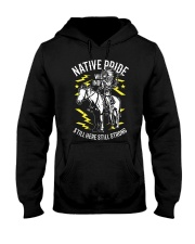 Native American Pride Hooded Sweatshirt thumbnail
