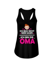 Oma Ladies Flowy Tank tile