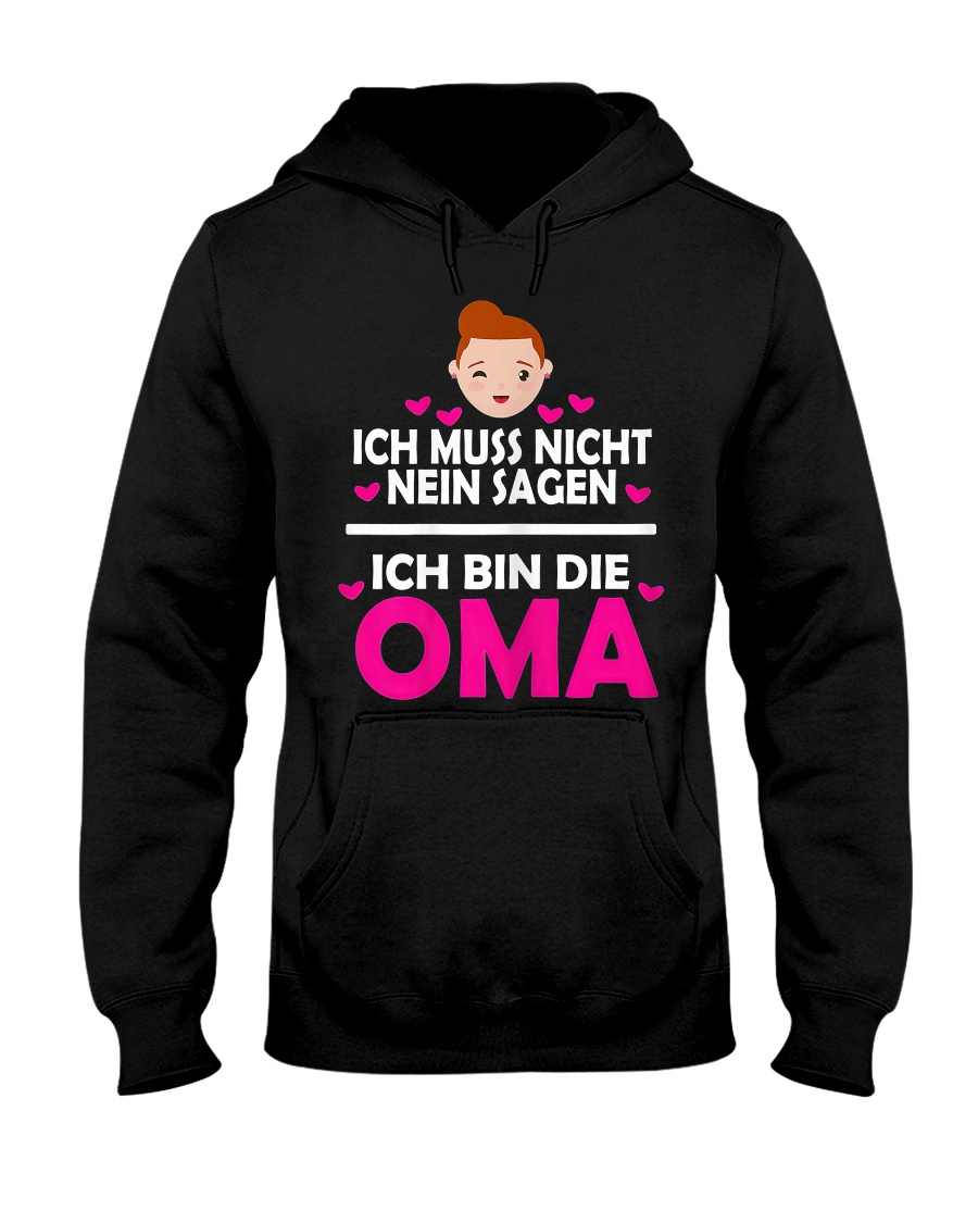 Oma Hooded Sweatshirt