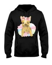 Funny French bulldog Hooded Sweatshirt tile