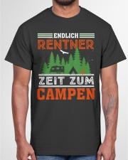 Zeit zum campen Classic T-Shirt garment-tshirt-unisex-front-03