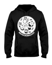 Meowcrobiology Hooded Sweatshirt thumbnail