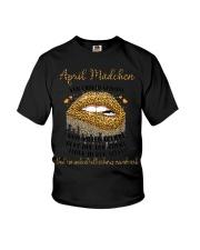April Mädchen Youth T-Shirt tile