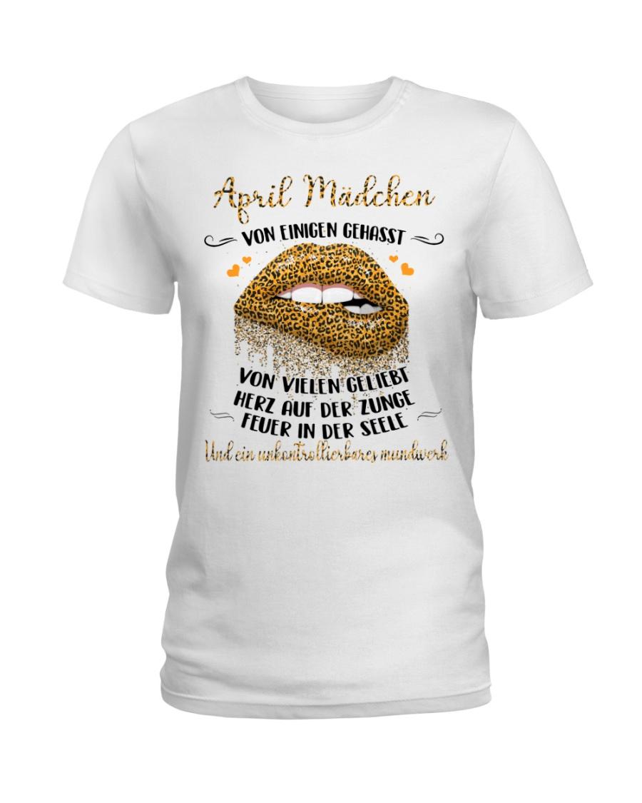 April Mädchen Ladies T-Shirt