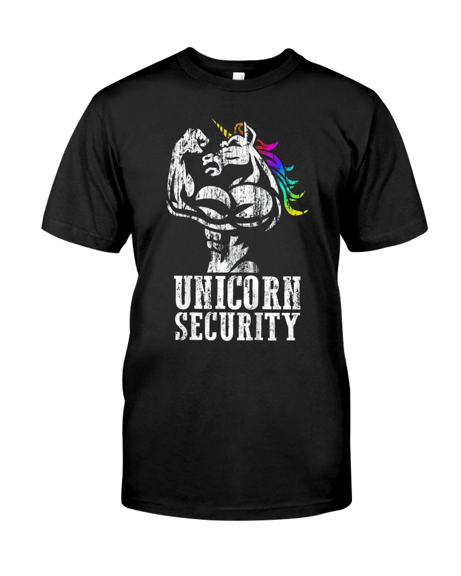 Unicorn Security Classic T-Shirt