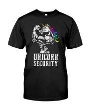 Unicorn Security Premium Fit Mens Tee thumbnail