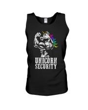 Unicorn Security Unisex Tank thumbnail