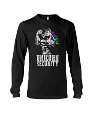 Unicorn Security Long Sleeve Tee thumbnail