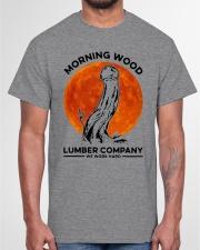 Moring Wood Classic T-Shirt garment-tshirt-unisex-front-03