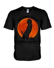 Moring Wood V-Neck T-Shirt thumbnail