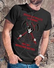 Unique Classic T-Shirt lifestyle-mens-crewneck-front-4