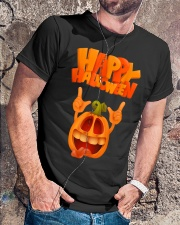 Happy Halloween Classic T-Shirt lifestyle-mens-crewneck-front-4