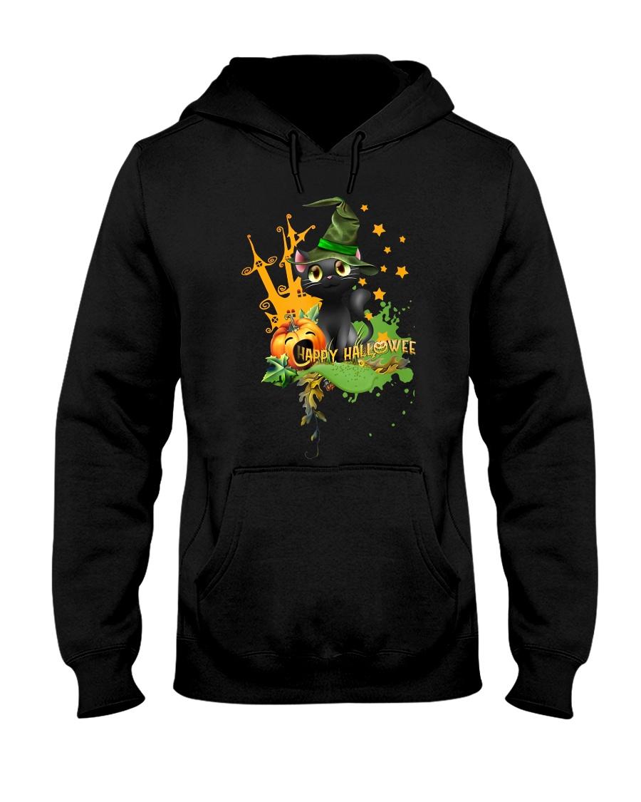 Love Cat Hooded Sweatshirt