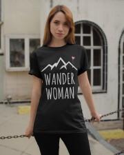 Wander woman Classic T-Shirt apparel-classic-tshirt-lifestyle-19