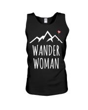 Wander woman Unisex Tank thumbnail