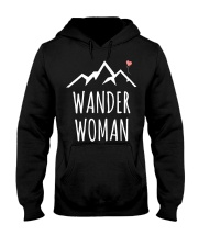 Wander woman Hooded Sweatshirt thumbnail