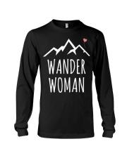 Wander woman Long Sleeve Tee thumbnail