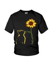 Best Cat Mom Ever Youth T-Shirt thumbnail