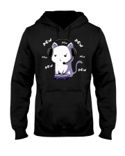 Pow Cat Hooded Sweatshirt thumbnail