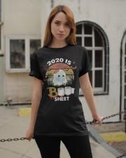 2020 Is Boo Sheet Classic T-Shirt apparel-classic-tshirt-lifestyle-19