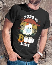 2020 Is Boo Sheet Classic T-Shirt lifestyle-mens-crewneck-front-4