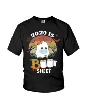 2020 Is Boo Sheet Youth T-Shirt tile