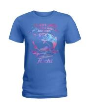 Fishing Ladies T-Shirt tile