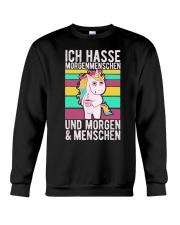 Unicorn Funny Crewneck Sweatshirt tile