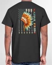 Native Flag Classic T-Shirt garment-tshirt-unisex-back-04
