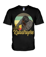 Alter Katastrophe V-Neck T-Shirt thumbnail