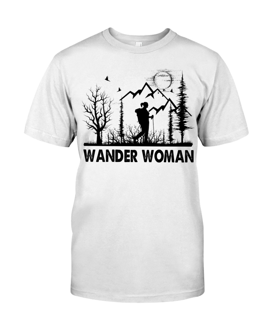 Wander woman Classic T-Shirt