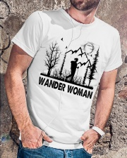 Wander woman Classic T-Shirt lifestyle-mens-crewneck-front-4
