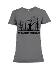 Wander woman Premium Fit Ladies Tee thumbnail