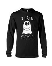 I hate people Long Sleeve Tee thumbnail