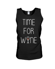 Time For Wine Unisex Tank thumbnail