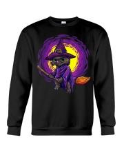 Cat Halloween Crewneck Sweatshirt tile