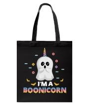 Unicorn Halloween Tote Bag thumbnail