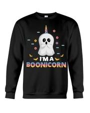 Unicorn Halloween Crewneck Sweatshirt thumbnail