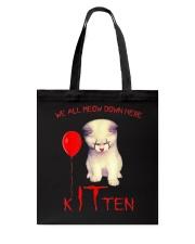 Halloween Kitten Tote Bag tile
