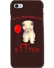 Halloween Kitten Phone Case tile