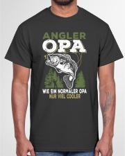 Angler Opa Classic T-Shirt garment-tshirt-unisex-front-03