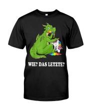 Dragon Classic T-Shirt front